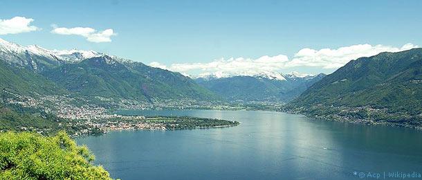 Lago Maggiore Karte Mit Orten.Karte Lago Maggiore Landkarte Lago Maggiore